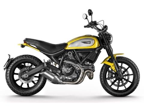 2016 Ducati Scrambler Icon in Ossining, New York