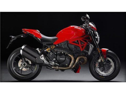 2016 Ducati Monster 1200 R in Medford, Massachusetts