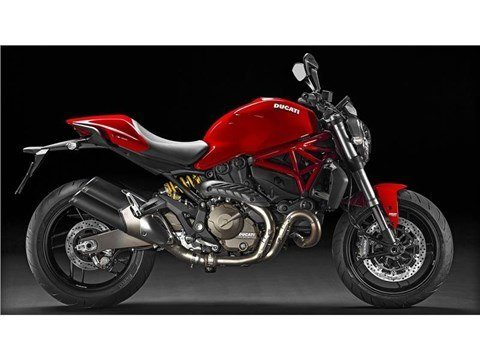 2016 Ducati Monster 821 in Medford, Massachusetts