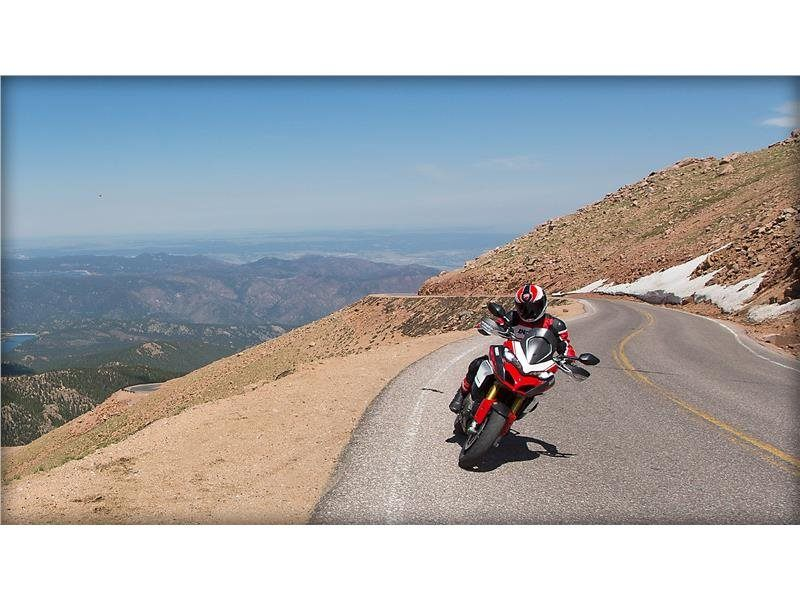 2016 Ducati Mulistrada 1200 Pikes Peak in Greenwood Village, Colorado