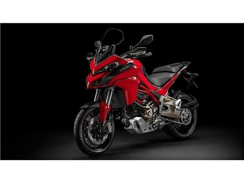 2016 Ducati Multistrada 1200 in Greenwood Village, Colorado