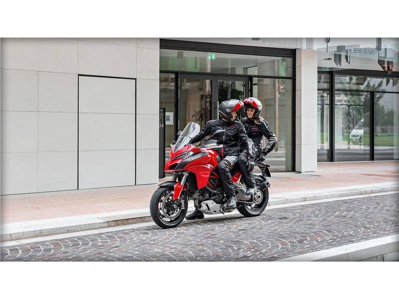 2016 Ducati Multistrada 1200 S in Greenwood Village, Colorado
