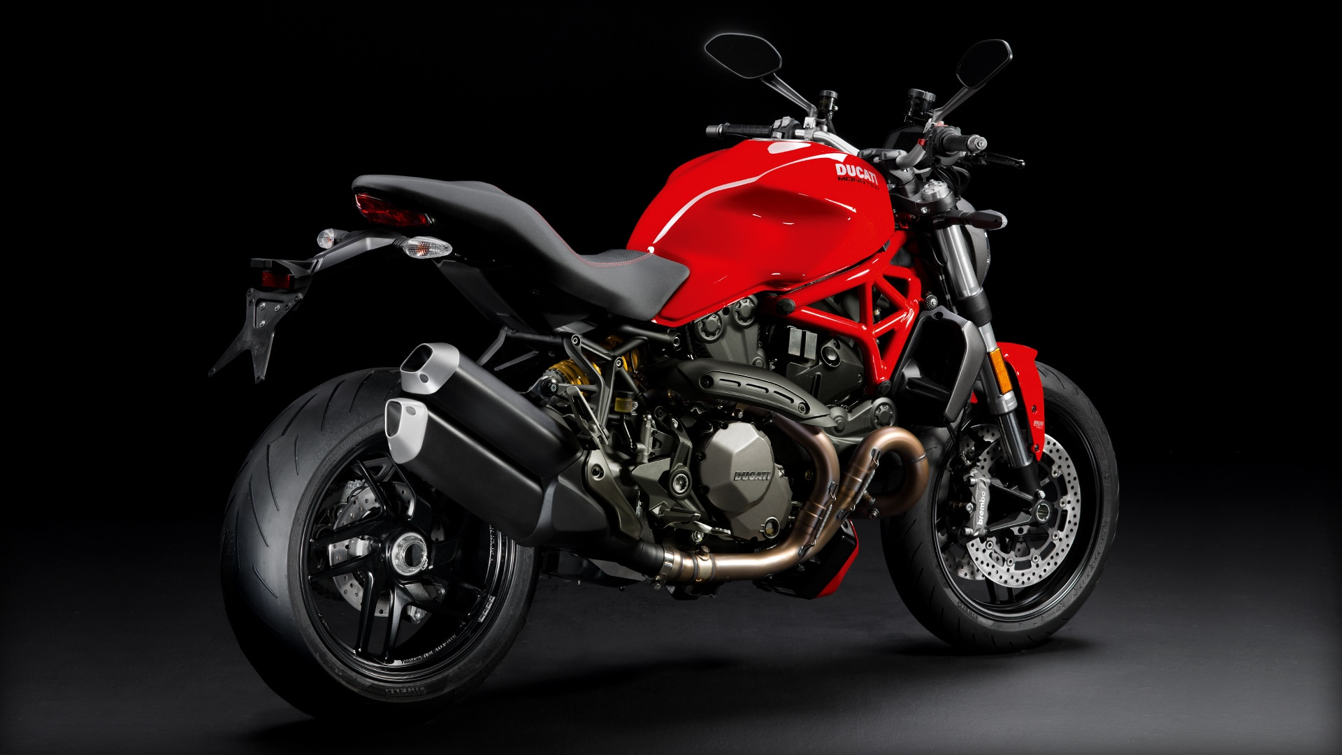 New 2017 Ducati Monster 1200 Motorcycles in Sacramento, CA