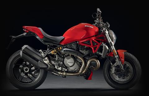 2017 Ducati Monster 1200 S in Orange Park, Florida
