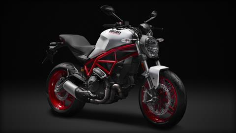 2017 Ducati Monster 797 in Thousand Oaks, California
