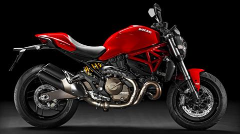 2017 Ducati Monster 821 in Thousand Oaks, California