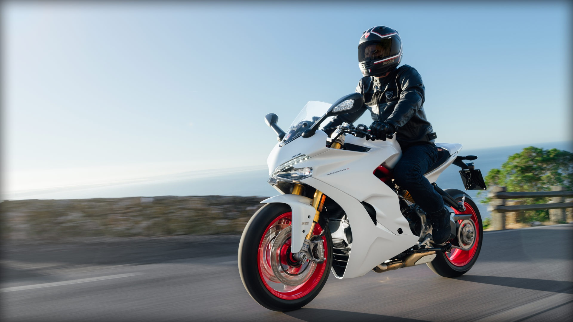 2017 Ducati Supersport S Motorcycles Thousand Oaks
