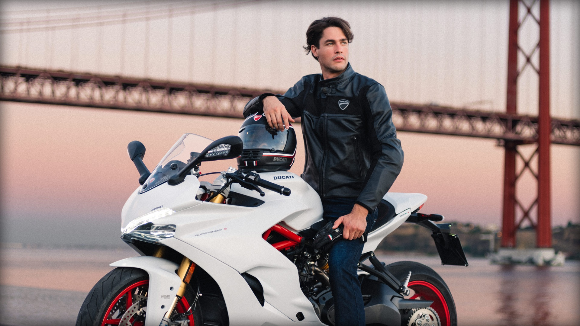 new 2017 ducati supersport s motorcycles in pompano beach, fl