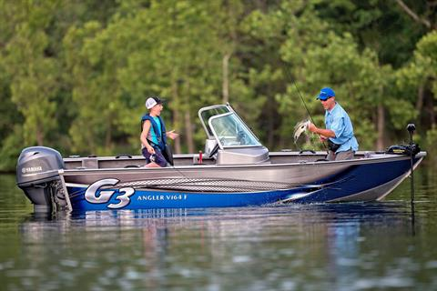 2016 G3 Angler V164 F in Bryant, Arkansas