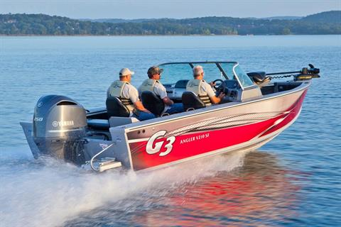 2016 G3 Angler V210 SF in Bryant, Arkansas