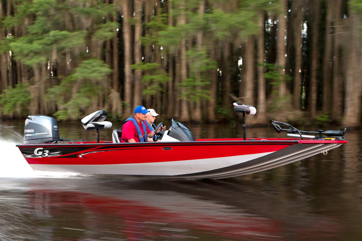 2016 G3 Sportsman 17 in Fleming Island, Florida