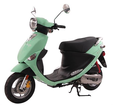 2017 Genuine Scooters Buddy 50 in Santa Maria, California