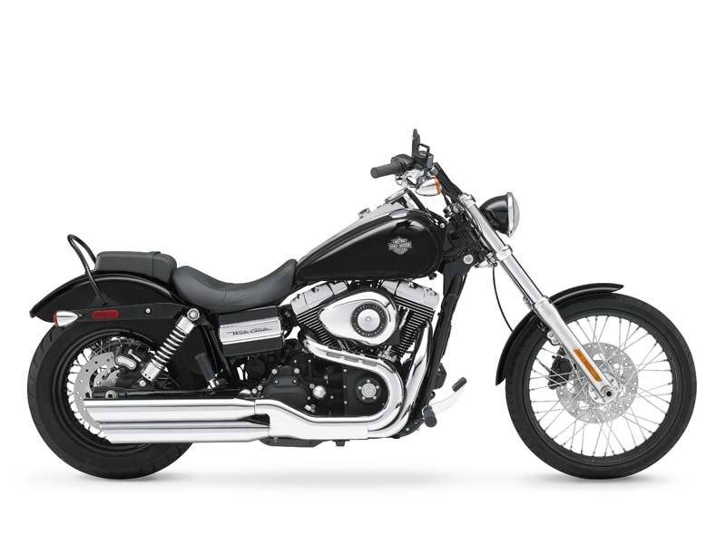 2011 Harley-Davidson Dyna® Wide Glide® in Denver, Colorado