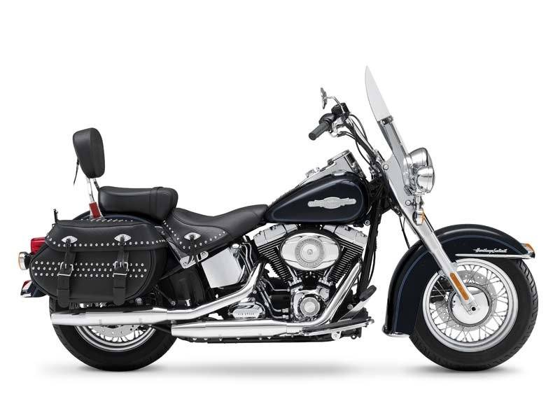 2011 Heritage Softail Classic Peace Officer