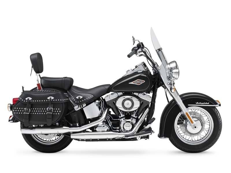 2012 Heritage Softail Classic