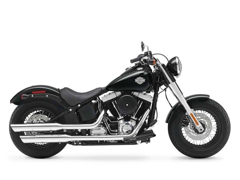 2013 Softail Slim