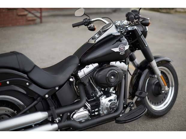 2014 Harley-Davidson Fat Boy® Lo in Milwaukee, Wisconsin