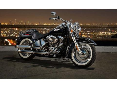 2014 Harley-Davidson Softail® Deluxe in Milwaukee, Wisconsin