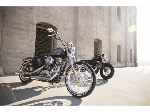 2014 Harley-Davidson Sportster® Seventy-Two® in Milwaukee, Wisconsin