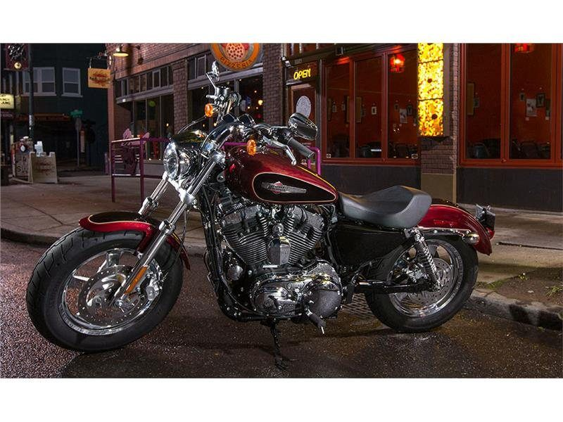 2015 Harley-Davidson 1200 Custom in Milwaukee, Wisconsin