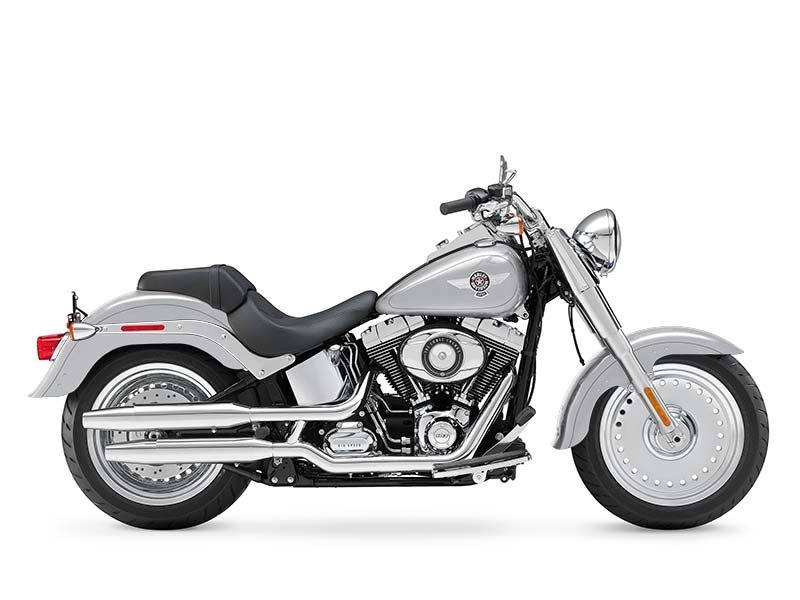 2015 Harley-Davidson Fat Boy® in Milwaukee, Wisconsin