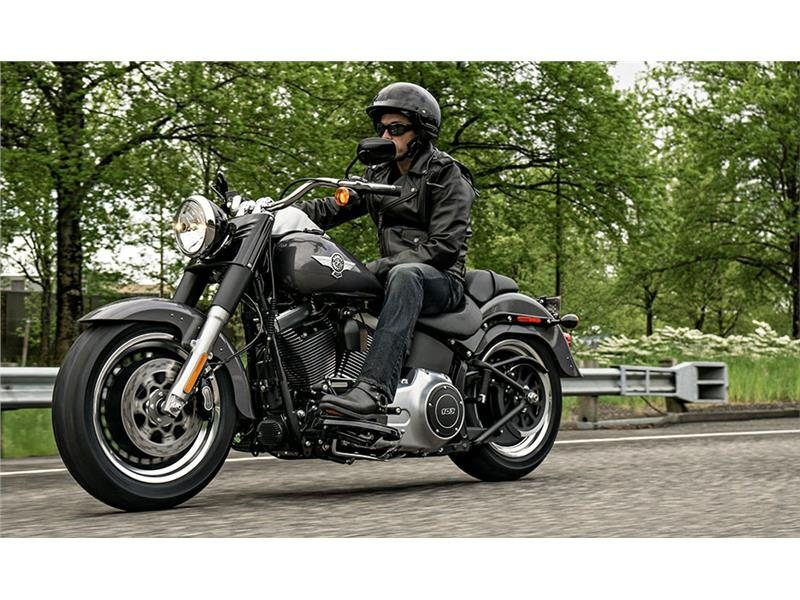2015 Harley-Davidson Fat Boy® Lo in Milwaukee, Wisconsin
