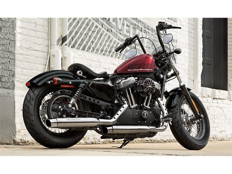 2015 Harley-Davidson Forty-Eight® in Milwaukee, Wisconsin