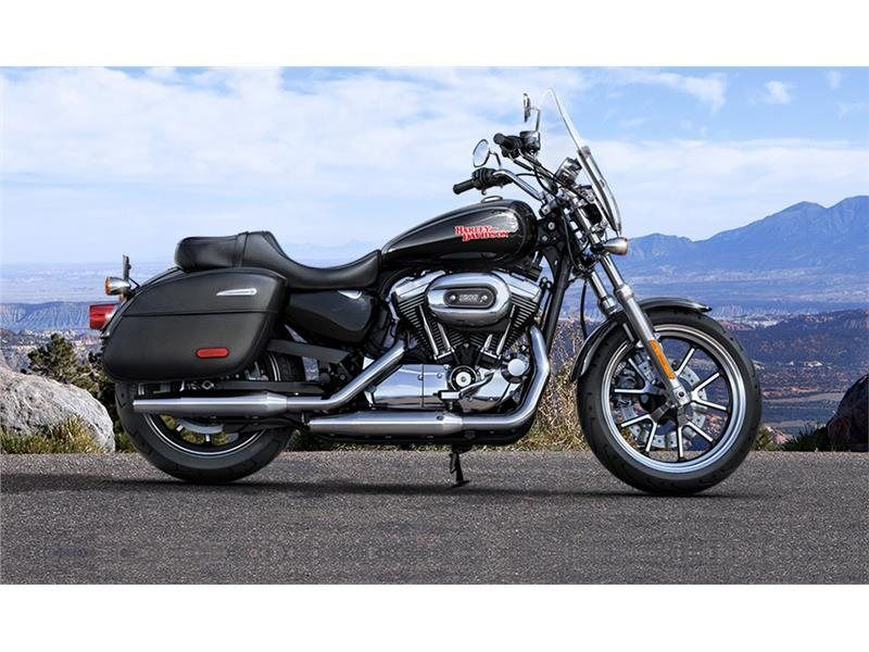 2015 Harley-Davidson SuperLow® 1200T in Milwaukee, Wisconsin