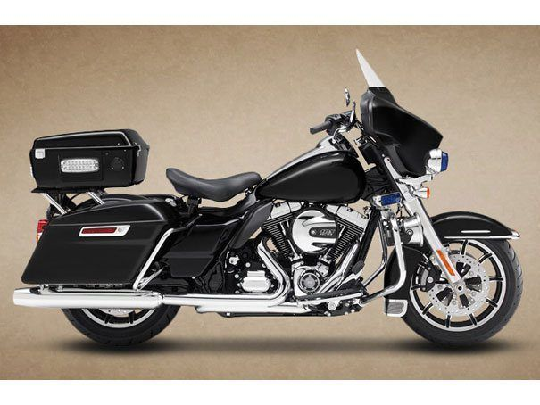 2015 Police Electra Glide