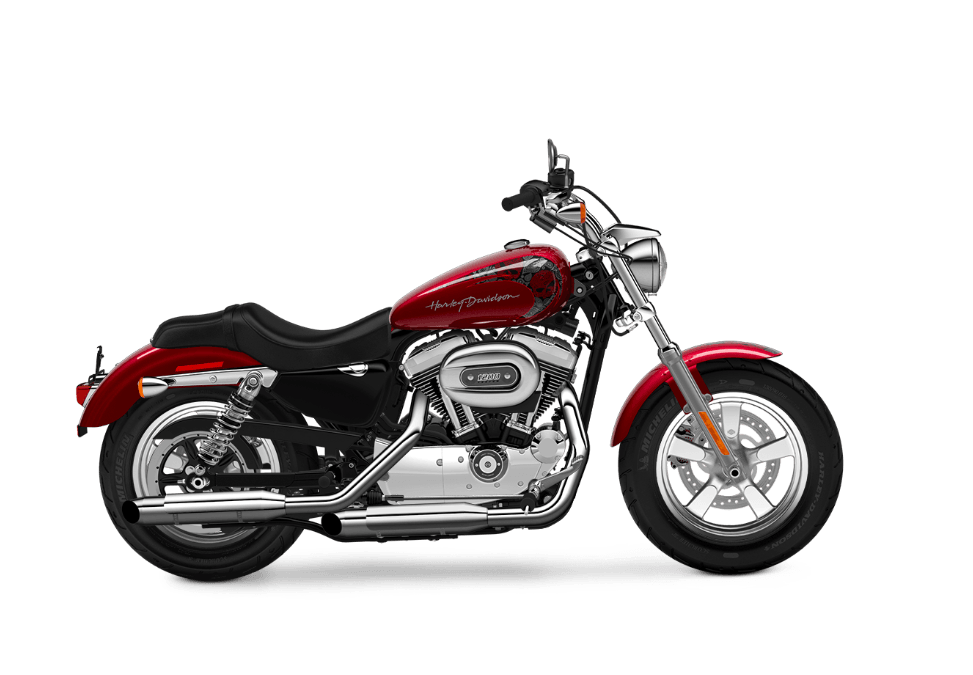2016 Harley-Davidson 1200 Custom in South San Francisco, California