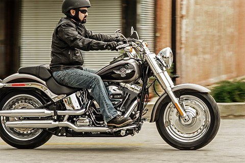 2016 Harley-Davidson Fat Boy® in South San Francisco, California