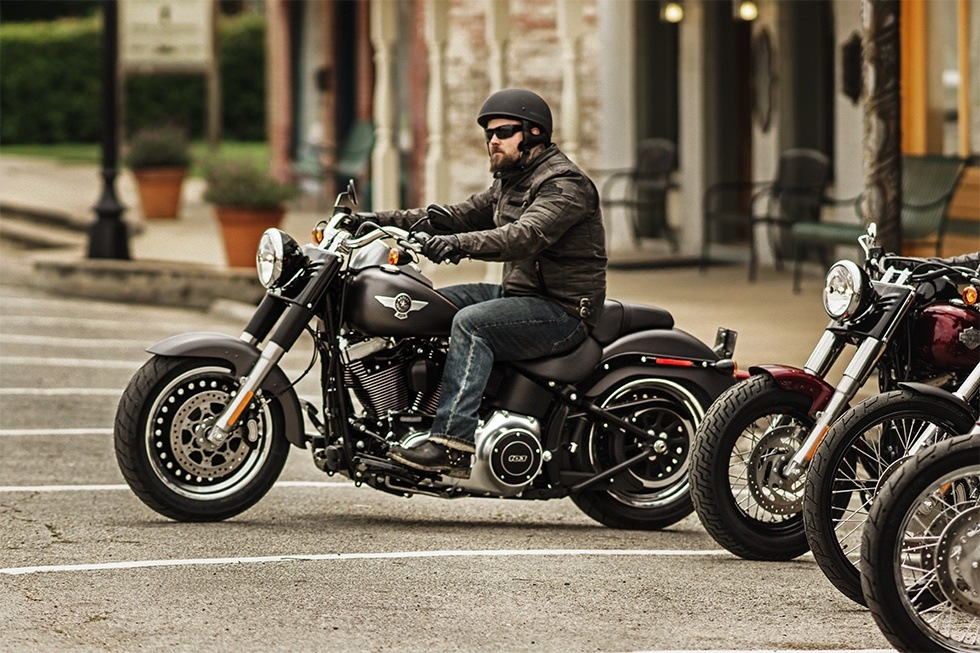 2016 Harley-Davidson Fat Boy® Lo in Milwaukee, Wisconsin