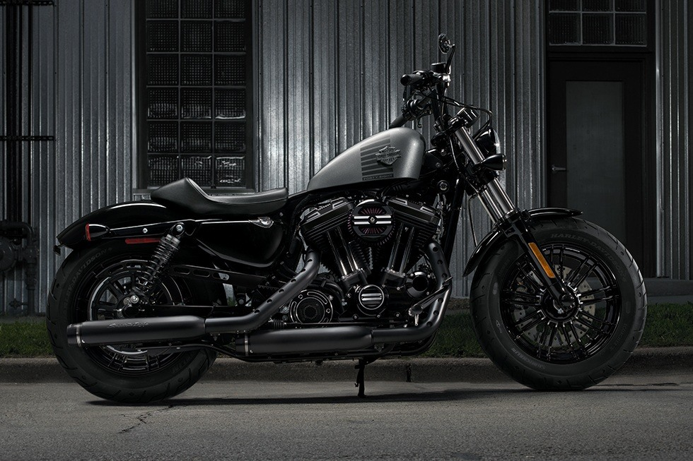 2016 Harley-Davidson Forty-Eight® in Milwaukee, Wisconsin