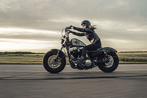 2016 Harley-Davidson Forty-Eight® in Davenport, Iowa