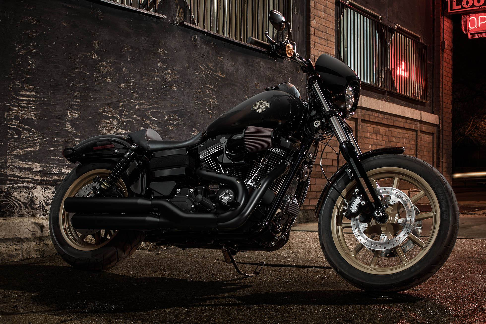 2016 Harley-Davidson Low Rider® S in Davenport, Iowa