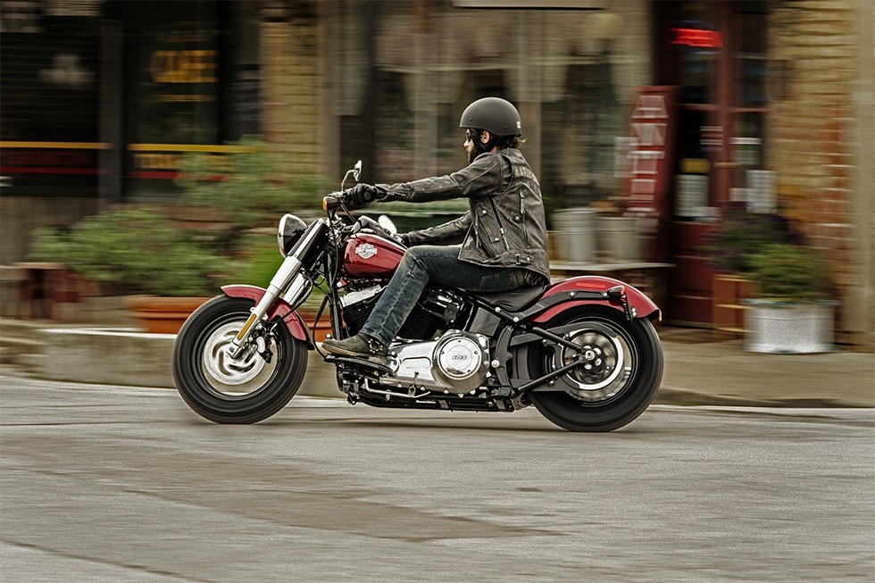 2016 Harley-Davidson Softail Slim® in South San Francisco, California