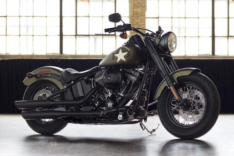 2016 Harley-Davidson Softail Slim® S in South San Francisco, California