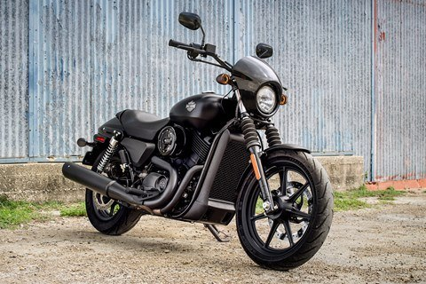 2016 Harley-Davidson Street® 500 in Milwaukee, Wisconsin