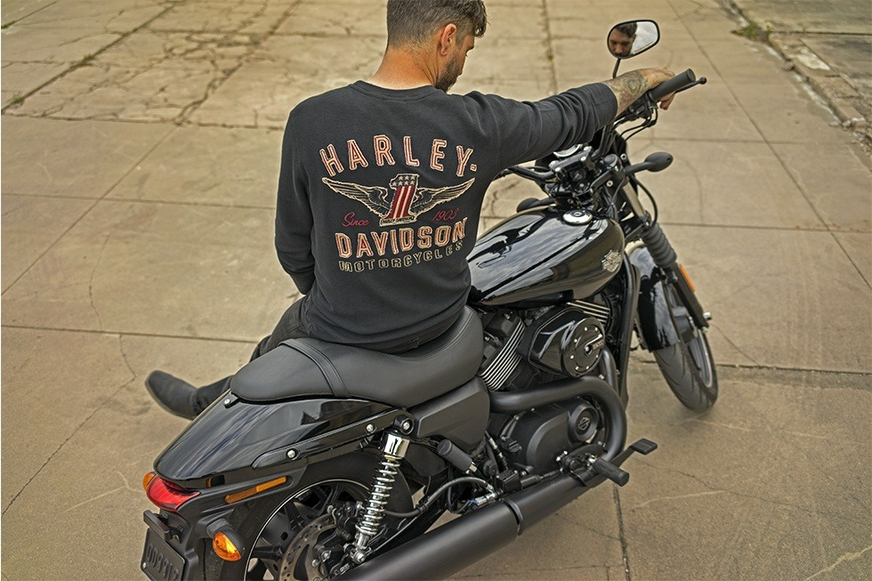 2016 Harley-Davidson Street® 500 in South San Francisco, California