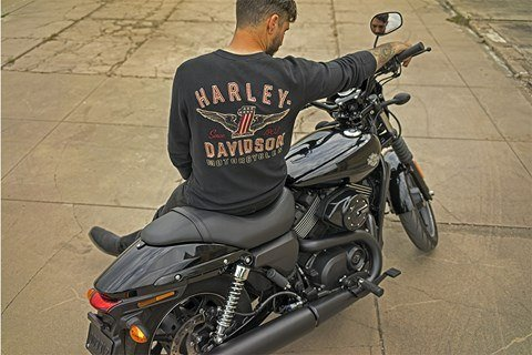 2016 Harley-Davidson Street® 500 in Broadalbin, New York