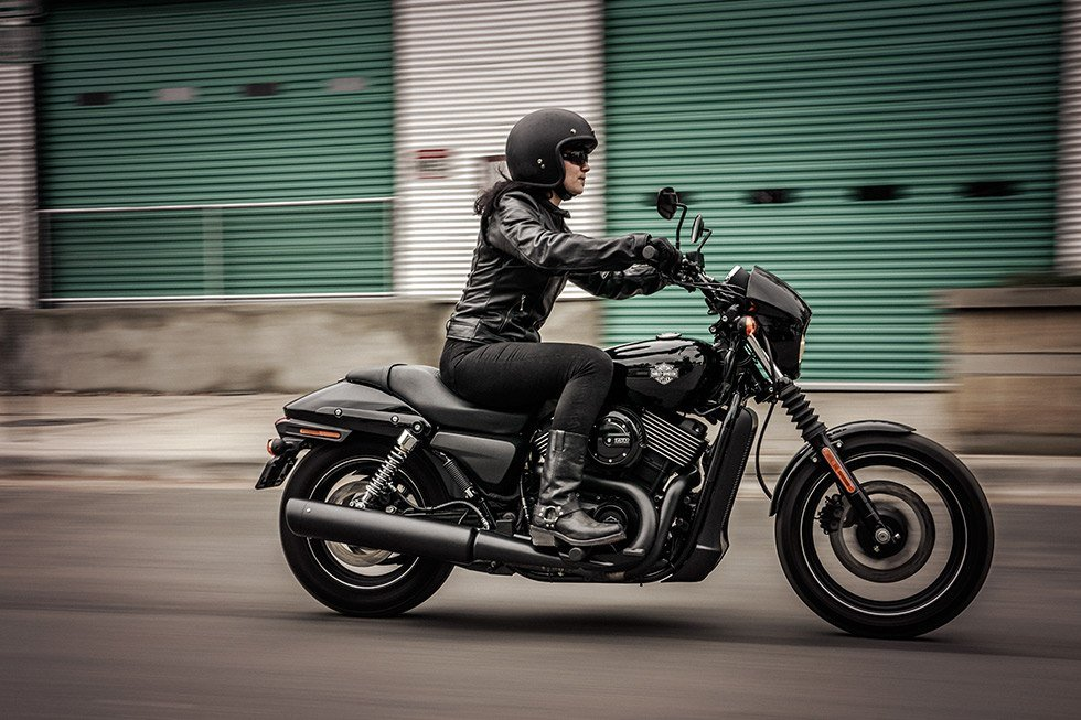 2016 Harley-Davidson Street® 750 in Richmond, Indiana