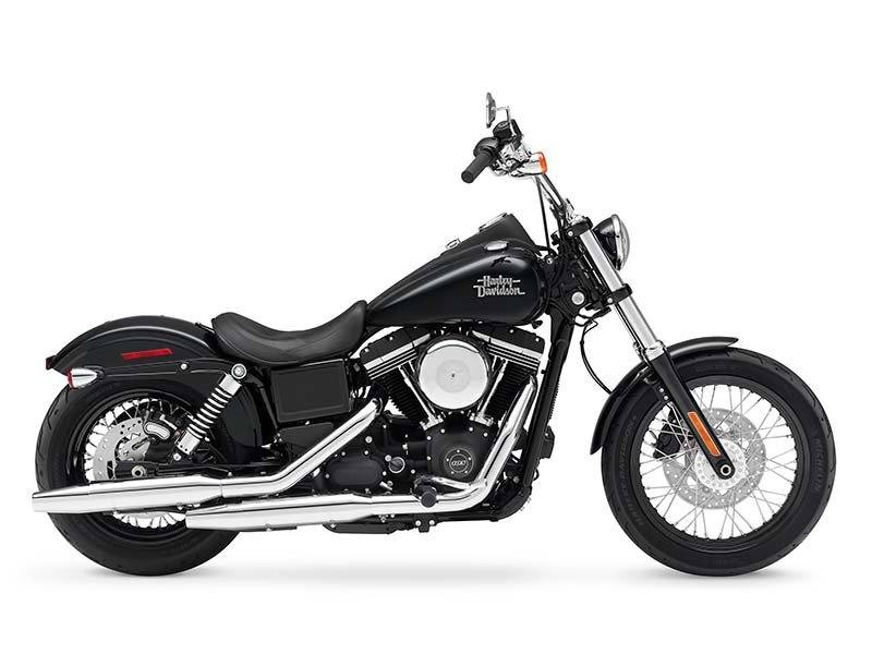 2016 Harley-Davidson Street Bob® in West Bend, Wisconsin