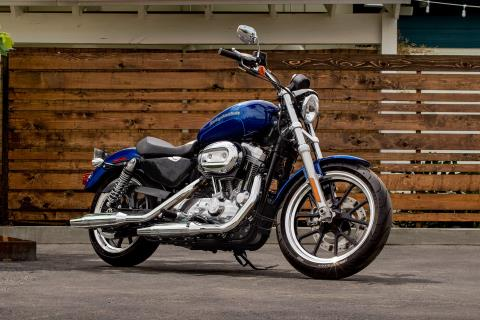 2016 Harley-Davidson SuperLow® in South San Francisco, California