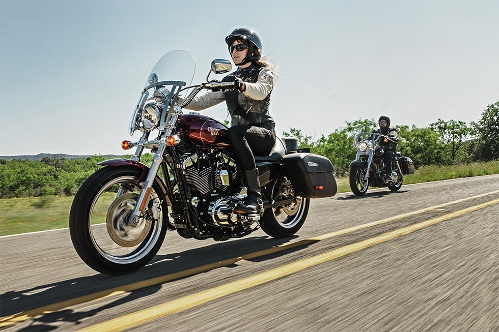 2016 Harley-Davidson SuperLow® 1200T in South San Francisco, California