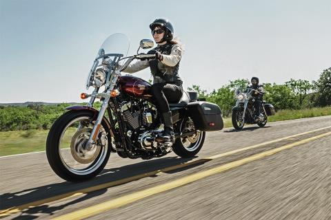 2016 Harley-Davidson SuperLow® 1200T in Knoxville, Tennessee