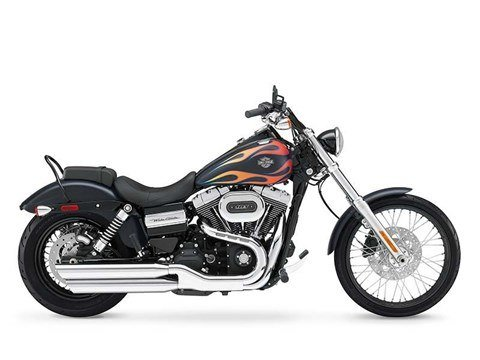 2016 Harley-Davidson Wide Glide® in Buffalo, New York