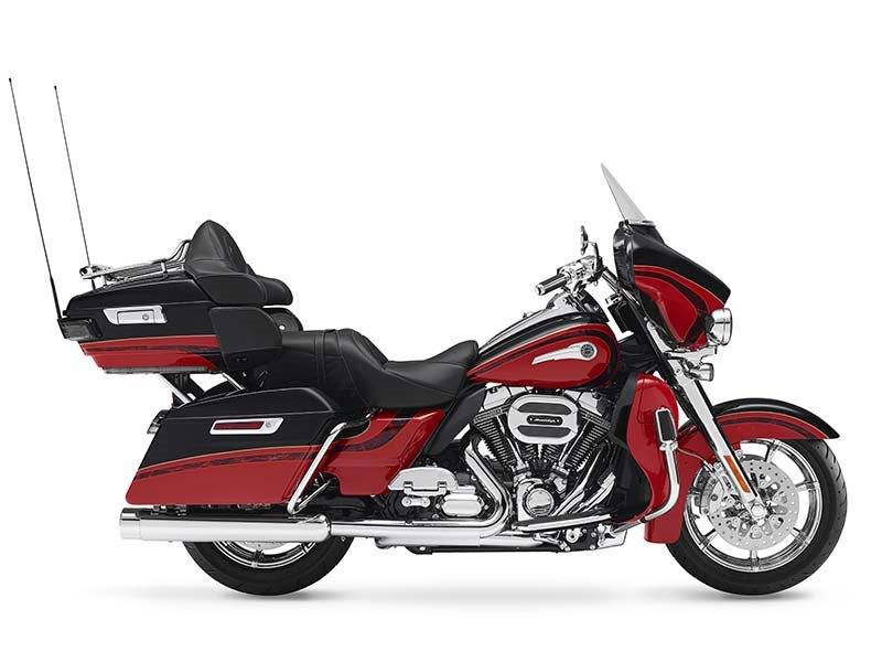 2016 Harley-Davidson CVO™ Limited in Athens, Ohio