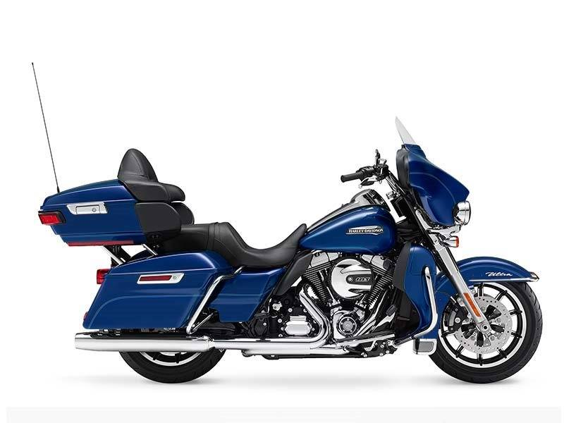 2016 Electra Glide Ultra Classic Low