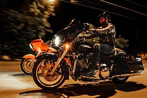 2016 Harley-Davidson Street Glide® in South San Francisco, California