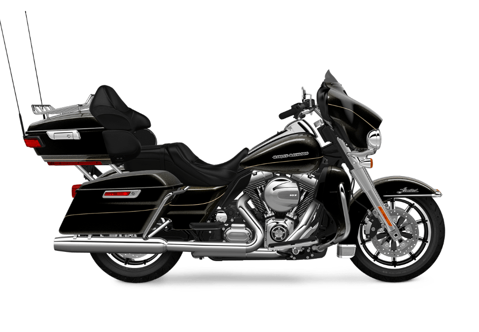 2016 Harley-Davidson Ultra Limited in Cleveland, Ohio